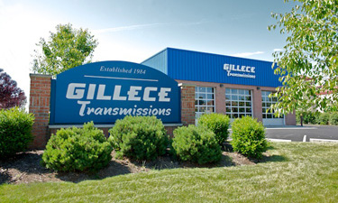 Gillece Transmissions Cranberry, PA Location